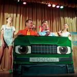 Три спектакля с участием кольцовских актеров можно увидеть в один день