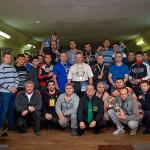 Самые сильные полицейские Новосибирска соревновались в Кольцово