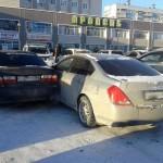 В ноябре в Кольцово зафиксировано двадцать ДТП