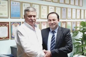 Подписан контракт в Туркменией.