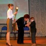 Кольцовец Ярослав Стибунов будет получать стипендию благотворительного фонда