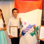 Получателями стипендий губернатора стали трое детей из Кольцово