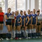 На турнир по волейболу в Кольцово приехали одиннадцать команд