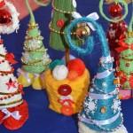 В Кольцово прошла предновогодняя выставка «Елка-эксклюзив»