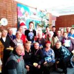 В Кольцово Дед Мороз раздал призы пловцам