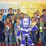 Робототехники из Кольцово завоевали серебро на турнире в Новосибирске