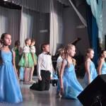Школа искусств посвятила своему юбилею новый праздничный концерт