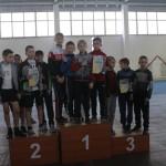 На «Шиповке юных» первое место заняла команда из Кольцово