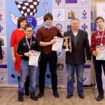 Кольцовские шахматисты забрали серебро «Белой ладьи»