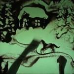 Видео. Художница из Кольцово ищет новое в жанре песочной анимации