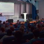 В Кольцово прошел социально-экономический форум