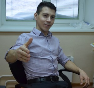 Александр Чернышев.