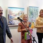 У модельера из Кольцово пройдут две выставки в Новосибирске