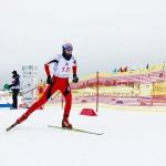 Лыжница из Кольцово завоевала бронзу на первенстве России