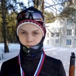 Серебро «Серебряной снежинки» досталось лыжнику из Кольцово