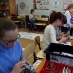 Кольцово стало площадкой подготовки команд на JuniorSkills Novosibirsk