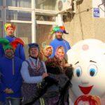 В Кольцово проводят зиму в рамках фестиваля «Сибирский пельмень»