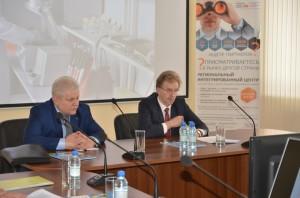 Эдуард Шуляковский и Николай Красников.