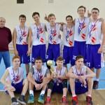 Баскетболисты наукограда выбились в  лидеры первенства Новосибирска