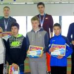 С хорошим результатом вернулись легкоатлеты Кольцово из Омска