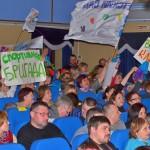 В Кольцово прошел конкурс КВН «Дом, где мы живем»