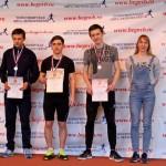 На первенстве Новосибирска призером стал легкоатлет из Кольцово