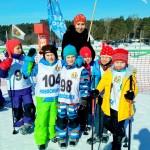 Дошкольники из Кольцово стали призерами «Олимпионика»