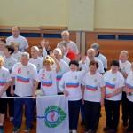 Сборная Кольцово завоевала медали на спартакиаде пенсионеров