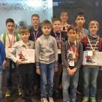 На «РобоФест – Новосибирск 2017» кольцовцы завоевали золото и серебро