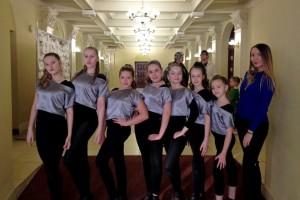 Студия современного и классического танца «Стимул».