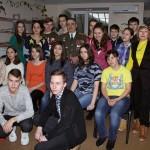 Кольцовская библиотека обучит молодежь мужеству