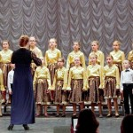 Хористы из Кольцово стали лауреатами «Поющего детства»