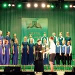Хор из Кольцово взял Гран-при фестиваля «Христос, Весна, Победа!»