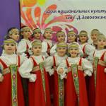 На «Сибирской карусели» лучшими были танцевальные коллективы из Кольцово