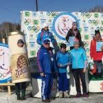 Лыжники из наукограда стали призерами гонок в Томске