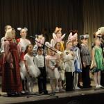 В Доме культуры Кольцово состоялся большой Пасхальный концерт