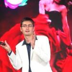 В наукограде даст сольный концерт певец Юрий Рыженков