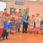 В Кольцово прошел фестиваль для детей-инвалидов