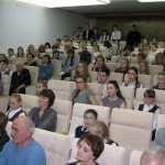 В Кольцово стартовала научная конференция для школьников