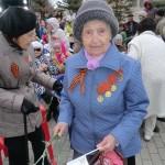 В Кольцово отпраздновали День Победы