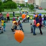 День защиты детей: в Кольцово будет интересно