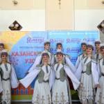 С «Казанских узоров» с победой вернулись кольцовские «Девчата»