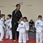 Экзамен у кольцовских джитсеров принял тренер из Бразилии