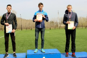 Марк Шнайдер -- бронзовый призер мемориала Шпедта.