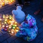 8 мая кольцовцы зажгли «свечи памяти»