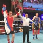 Тайбоксер из Кольцово стал призером чемпионата мира