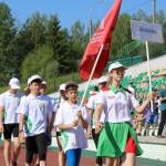 Наукоград встречал лучших юных физкультурников области