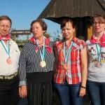 Четыре награды завоевали кольцовцы на Культурной олимпиаде НСО