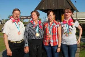 Победители Культурной олимпиады НСО.