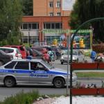 Отдел полиции в Кольцово празднует 40-летие
